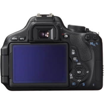 Canon 5169B001 - EOS Rebel Digital T3i - Canon SLR - 18.0 Megapixel Digital Camera-Body